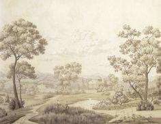 Paul Montgomery Studio: Virginia in grisaille