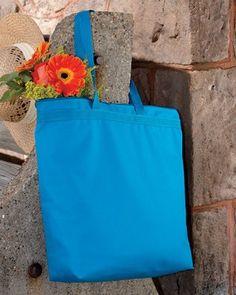 d2b5b38da Liberty Bags 8802 Large Tote with Zipper Closure: Handbags: Amazon.com
