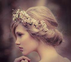 Ideas originales Las mas Hermosas Fotos de Peinados para Novia.