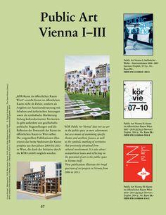 Public Art Vienna I-III KÖR, Wien