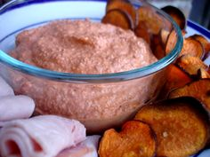 Roasted Red Pepper Dip from PaleOMG