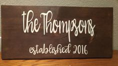 Check out this item in my Etsy shop https://www.etsy.com/listing/485231687/personalized-weddinganniversary-sign