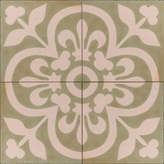 Clover Pattern Rebecca Hayes Interiors