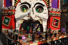 LEGO TV Show Sets : lego big bang theory