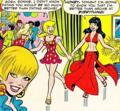 134 Best Betty And Veronica Images Drawings Archie Rews Archie