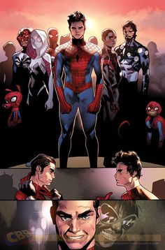 More SpiderVerse