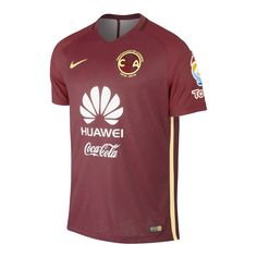 6743e12c0 Playera Nike Match del Club America 2016 2017 - Visitante Mexico Away Jersey