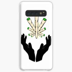 'Holy Joint / Praying For Weed' Case/Skin for Samsung Galaxy by RIVEofficial Holi, Weed, Pray, Custom Design, Samsung Galaxy, Phone Cases, Trends, Iphone, Accessories