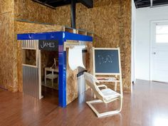 Contemporary Kids-rooms from Anthony Carrino on HGTV