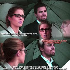 """#Arrow 5x10 """"Who Are You?"""""""