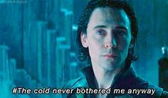 Your inner Disney Queen is showing.<<<I'm now shipping anya and Loki. Ship names go! Frozenhearts.... meltingpoint....