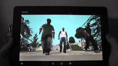 ASUS Transformer Pad TF701: Grand Theft Auto San Andreas Gameplay (+play...