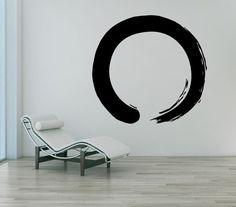 Wandtattoo Aufkleber Zen Enso Enzo Kreis Buddhismus Asien Spiritualität Japan | Möbel & Wohnen, Dekoration, Wandtattoos & Wandbilder | eBay!