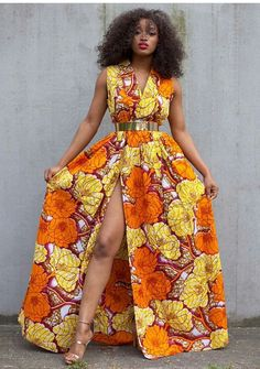 Latest African Fashion Dresses, African Print Dresses, African Print Fashion, African Dress, Fashion Prints, African Attire, African Wear, Chitenge Dresses, Hot Outfits