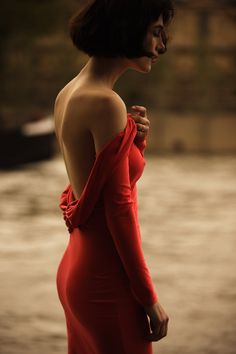 Sexy lady in red Red Fashion, Look Fashion, Womens Fashion, Swedish Fashion, Glamour, Sexy Dresses, Dresses 2013, Trendy Dresses, Cheap Dresses