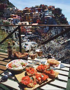 SPY WЕAЯ Manarola, Cinque Terre Northern Italy #travel #TuulaVintage