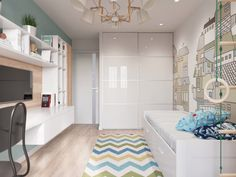Get motivated with suggestions and pictures of youngsters's spaces to revitalize or re-create your residence. Here we provide countless layout suggestions for every room in each style. Let's explore. Teen Room Decor, Bedroom Decor, Boys Bedroom Furniture, Kid Furniture, Girl Room, Girls Bedroom, Deco Studio, Design Studio, Teenage Room