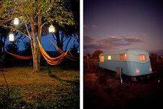 El Cosmico-vintage trailer park, ou can stay in trailers-Small Hotels United States exterior