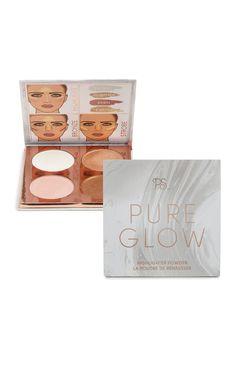 Paleta de iluminadores «Pure Glow»