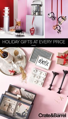 Weve compiled a collection of high-quality products—from small scented candles and delicate wine glasses to statement decor and heavy-duty small kitchen appliances—perfect for holiday gifting. Teen Christmas Gifts, Holiday Gifts, Christmas Crafts, Holiday Time, Christmas Recipes, Christmas Planning, Christmas On A Budget, Simple Christmas, Birthday Gifts For Teens