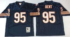0b39b0129 Men 95 DENT Jersey Football Chicago Bears Jersey