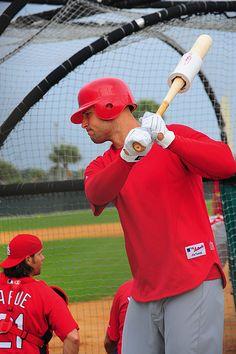 St Louis Cardinals - Matt Holliday 2010