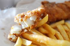 Muggles' Fish and Chips « The Culinary Chronicles