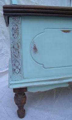 hope chest with amazing details