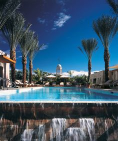 Willow Stream Spa at the Fairmont Scottsdale Princess Resort -- it's like spending the day in heaven. Love it here!