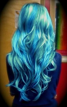 "✝☮✿★ COLORFUL HAIR ✝☯★☮ - ""PICTURE POST AND PIN FROM ALEXIS BERNHARDT"" - ALEXIS BERNHARDT PICTURES - FOR - KIRUFUS PICTURES"