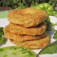Best Fried Green Tomato tips