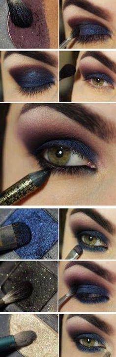 15 Step-By-Step Smoky Eye Makeup Tutorials for Beginners #eyeshadowsforbeginners