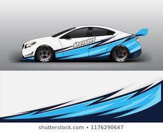 Find Racing Car Wrap Blue Abstract Strip stock images in HD and millions of other royalty-free stock photos, illustrations and vectors in the Shutterstock collection. Car Stickers, Car Decals, Slot Cars, Race Cars, Ktm Supermoto, Rc Car Bodies, Vinyl For Cars, Vehicle Signage, Van Wrap