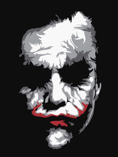 ArtStation - Heath Ledger Tribute, Mohammad Nidal K M Heath Ledger Joker Wallpaper, Batman Joker Wallpaper, Joker Iphone Wallpaper, Joker Wallpapers, Animes Wallpapers, Joker Ledger, Joker Stencil, Joker Painting, Joker Drawings