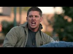 Supernatural - Eye Of The Tiger   Funniest thing I've seen all day. Just love him.