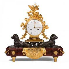 Dieudonné Kinable - Pendule d'époque Louis XVI