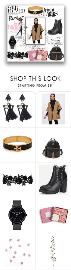 """Untitled #219"" by love-fashion09 ❤ liked on Polyvore featuring Tory Burch, WALL, Vera Bradley and Pier 1 Imports"