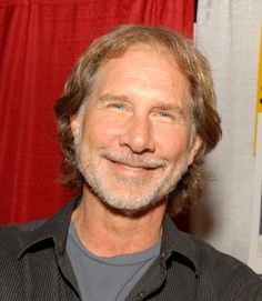 Parker Stevenson. It's not his usual look, but I always have liked him bearded.