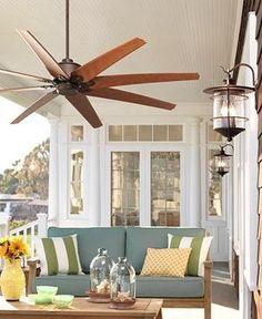 72u0026quot; Predator English Bronze Outdoor Ceiling Fan