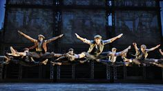 Disney scores with Newsies. More reviews at Curtain Critic: http://www.curtaincritic.com