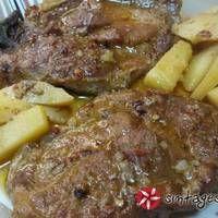 Pot Roast, Recipies, Food And Drink, Pork, Beef, Cooking, Ethnic Recipes, Greek Recipes, Carne Asada