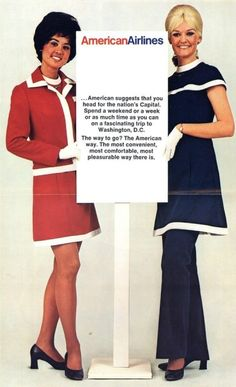 Image result for american airlines vintage