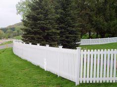 Picket Fencing - Digger Specialties, Inc.