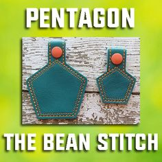 Pentagon! - Includes TWO(2) Sizes!