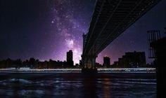 Under the Manhattan Bridge by Cody Sanfilippo on 500px