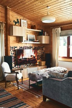A cosy living space