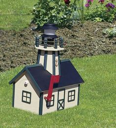 Amish Wooden Mailbox with Solar Light