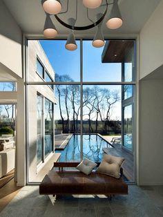 Beautiful Fieldview Residence in East Hampton