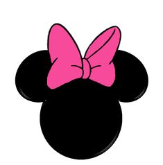 Image detail for -Hat and Crown Mickey Heads :: Minnie Bow Head picture by milliesky ...