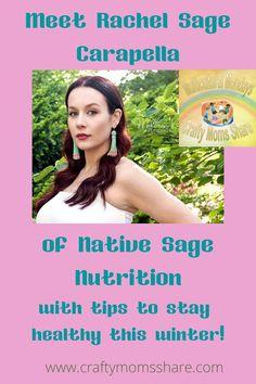 Meet Rachel Sage Carapella